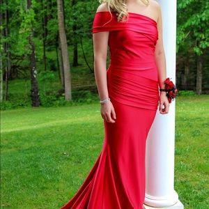 Custom Jessica Angel Dress!